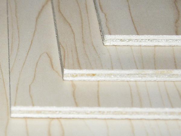 光强牌5厘多层生态板橱柜家具背板(09枫木)