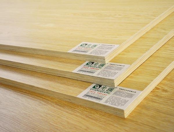高档橱柜衣柜杨木多层实木免漆板(幻彩橡木)