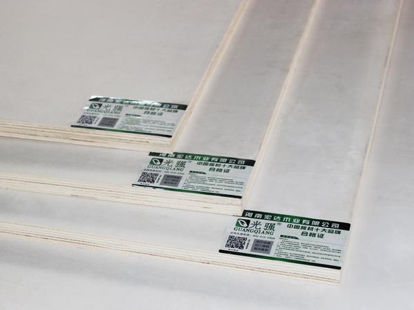 三聚氰胺贴面基材板、多层实木基材板